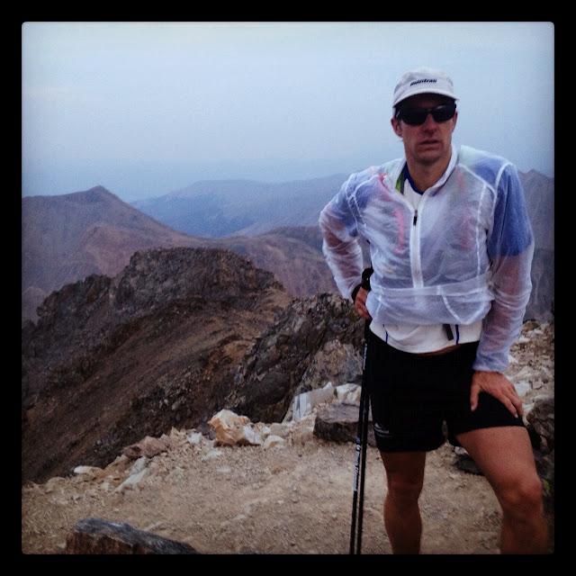 Matt Hart uses the Ultraspire Alpha for Endurance Training