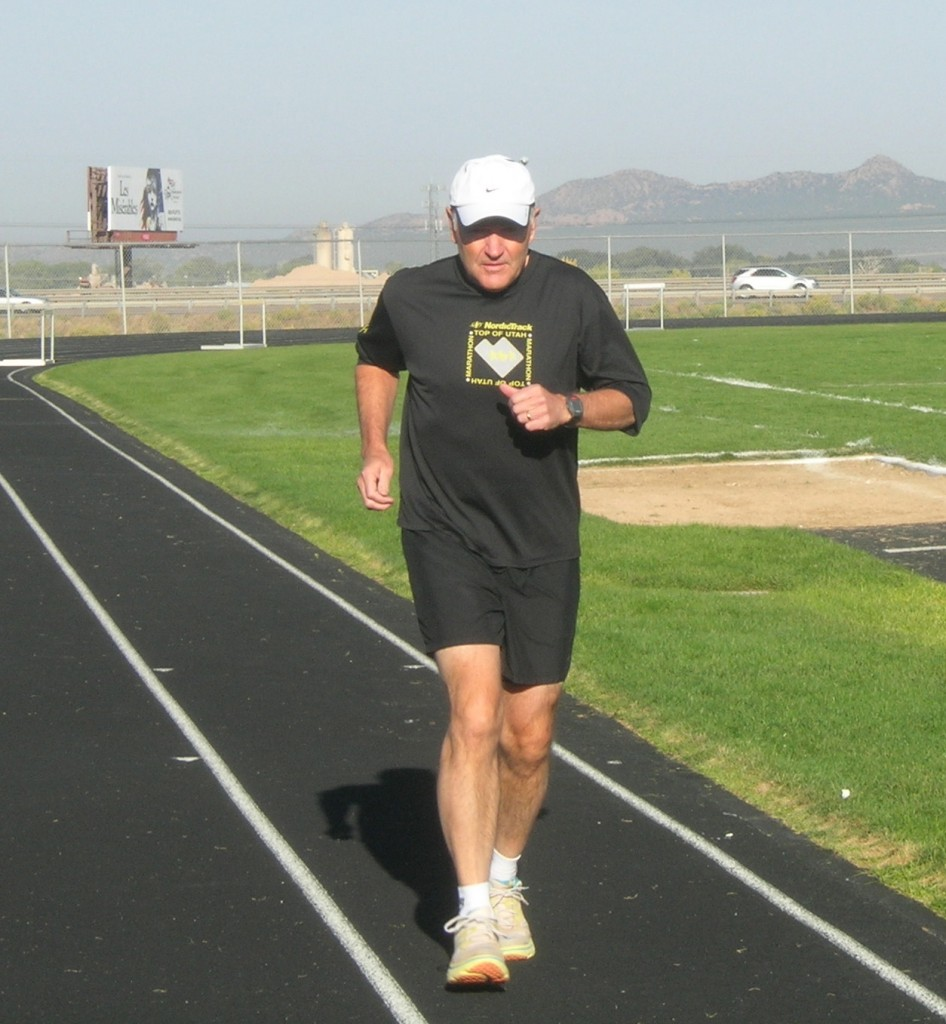 Dana miller used his passion for trail running as a achievable diet plan