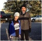 Thanksgiving Morning run