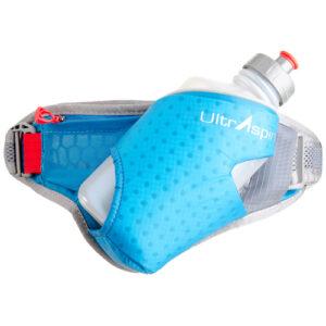 The Synaptic in Luminous Blue. A single bottle run belt.
