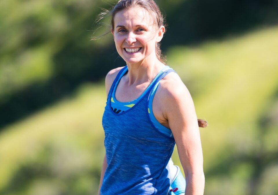 33rd Marathon Des Sables Winner.. Magdalena Boulet