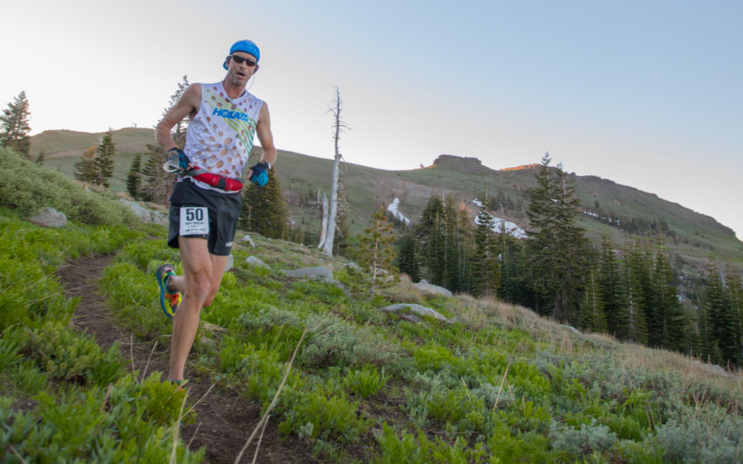 An Inside Look at the Speedgoat 50k.. from the Speedgoat Himself- Karl Meltzer