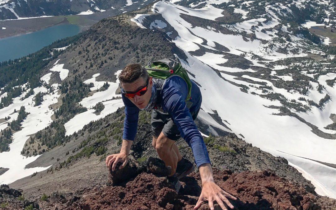 Juggernaut Ian Sharman and his Leadville 100 Mile Experience