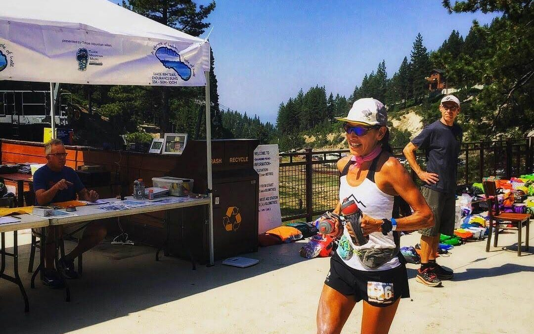 Endurance Athlete Bree Lambert's Perseverance at the Tahoe Rim 100-mile Endurance Run