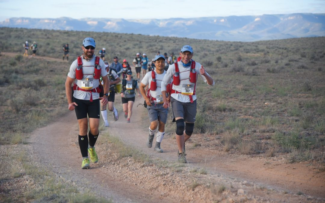 Southern Utah University President Scott Wyatt Talks About Tackling his First Ultra for a Good Cause