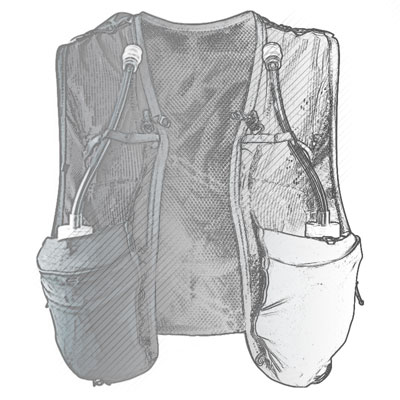 Traditional Vest Shape
