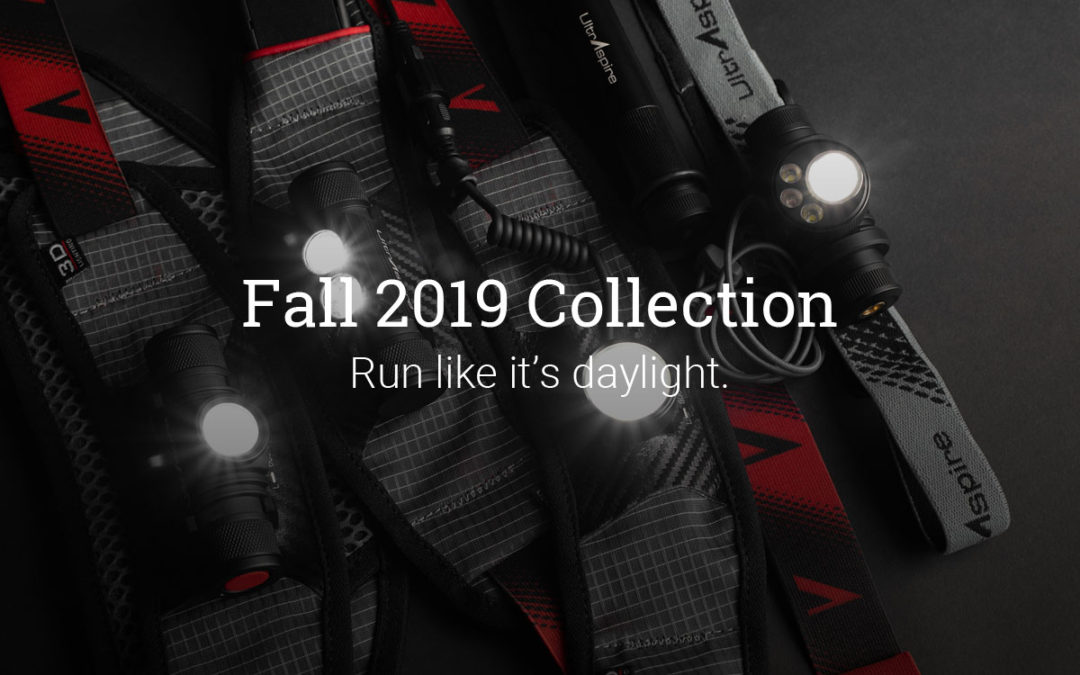 UltrAspire Waist Light Collection Gear Guide 2021- Which Light is Best for You?