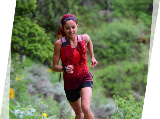 Amanda Basham Running